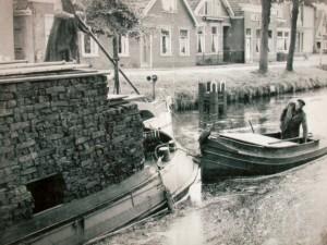 Afb 5: Turfschip met opduwer