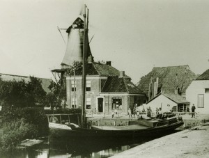 Afb. 10: Haven van Eenrum, circa 1930