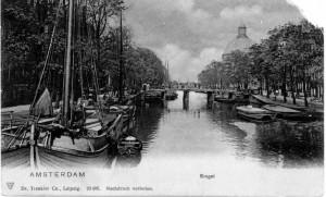 Afb. Amsterdam Singel