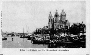 Afb. Prins Hendrikkade