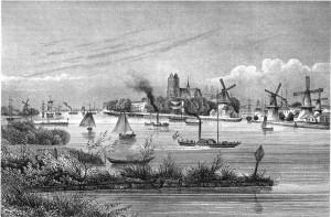 Afb. Terwen, Dordrecht