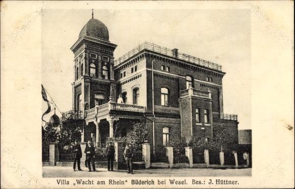 Afb.: Villa Wacht am Rhein