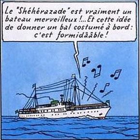 Afb: jacht Shéhérazade
